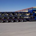 4_axle_Low Bed_Low-Bed_Lowbed_Low Loader_Lowboy_Low bed_Semi-Trailer_Low-bed_Semitrailer_4_axle